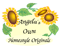 angela's own label